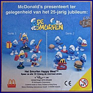 Mcdonald's belgium coupons