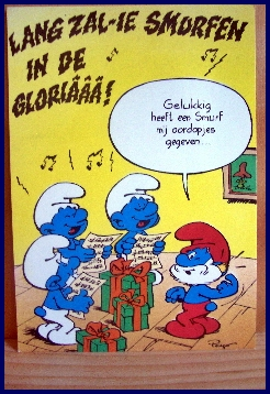 Hidden In The Woods Smurf Collection